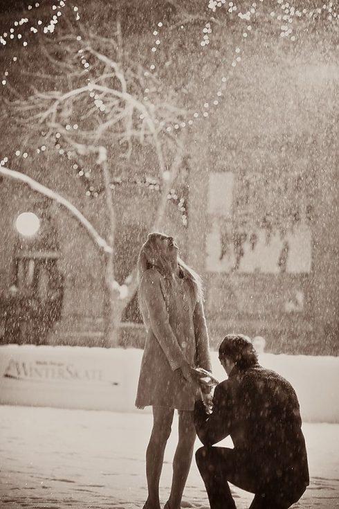 demande en mariage décembre