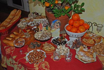 les 13 desserts de noel en provence histoire et tradition boutique magique