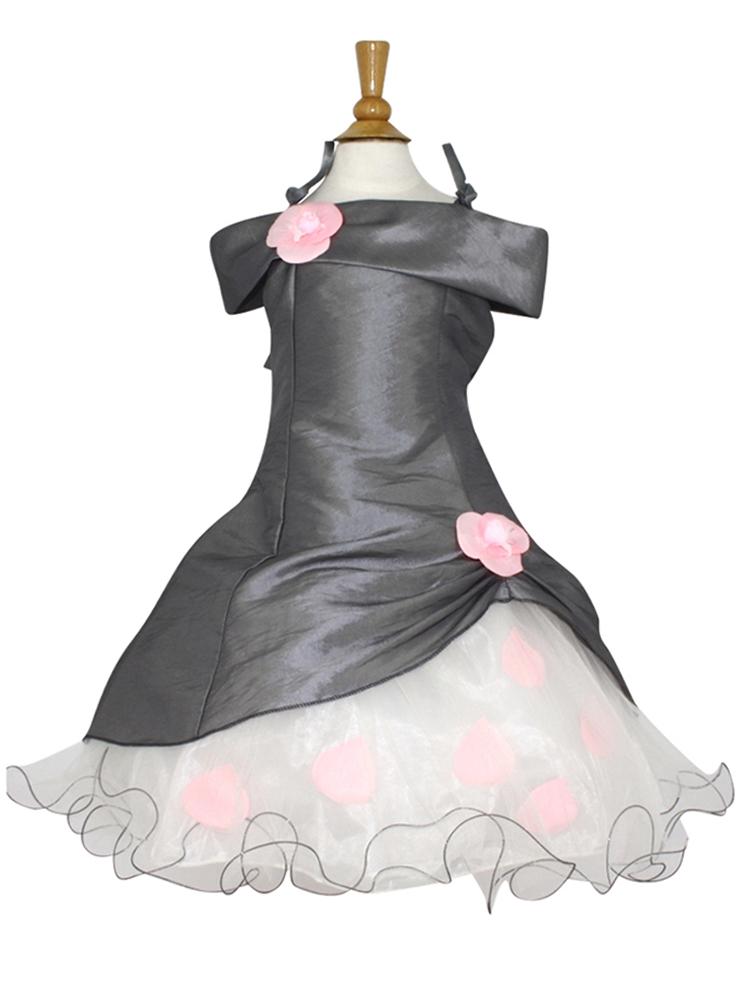 La plus belle robe de c r monie pour votre fille tendance for Robes roses pour les mariages