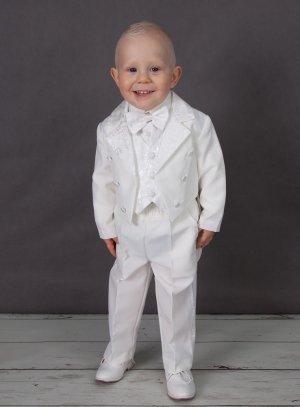 costume de baptême bébé