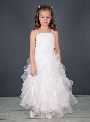 robe de communion fille