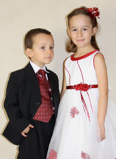 Cortège enfant pour un mariage bordeaux