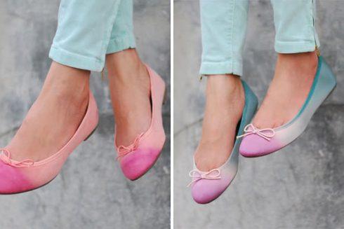 Customiser-ses-chaussures-ombré