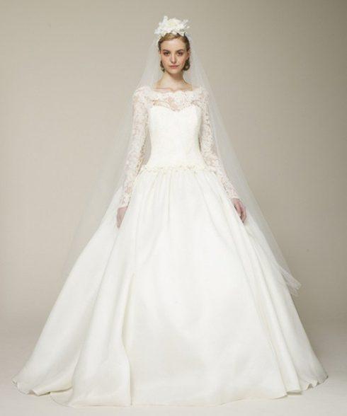 robe de mariée noel avec dentelle