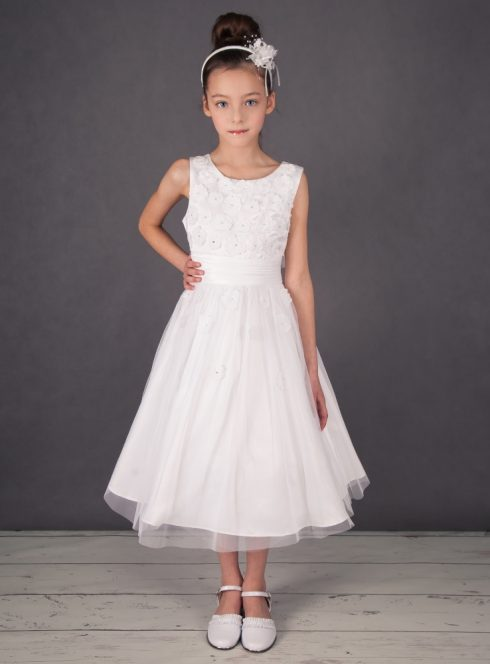 robe de communion Malaurie