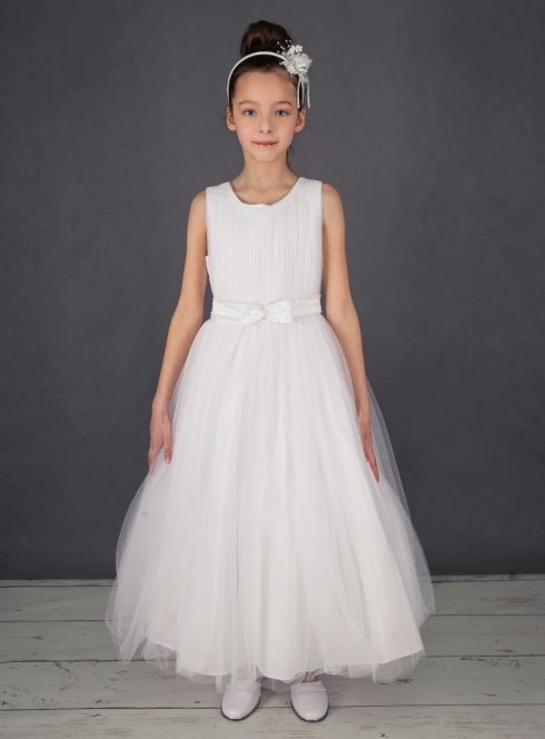 robe de communion Agathe