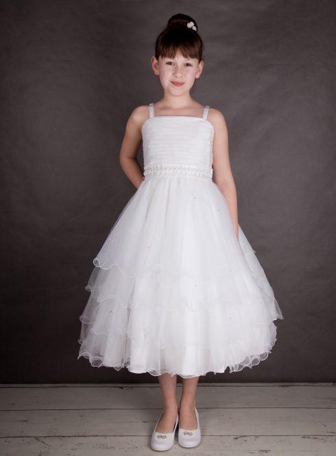 robe de communion aurélia