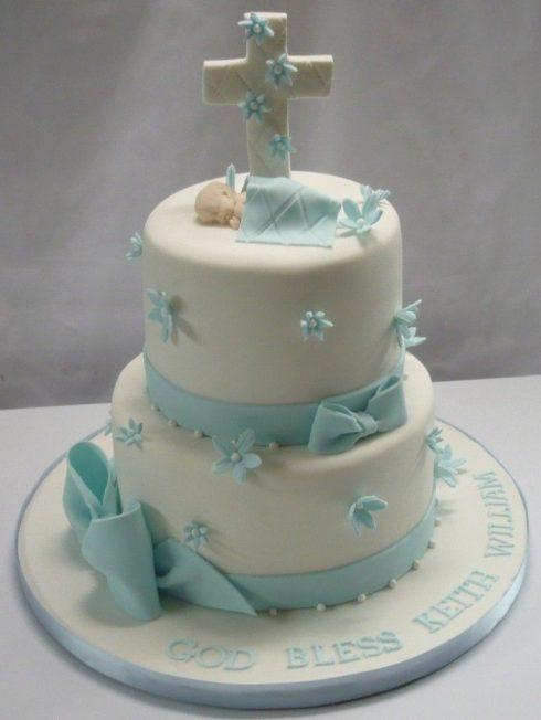 Gâteau pour baptême