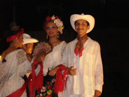Le mariage traditionnel au Mexique_Jarocho
