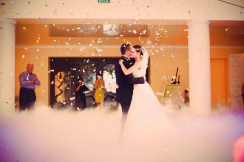 Première danse d'un mariage
