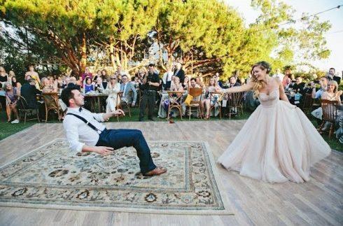Première danse de mariage original