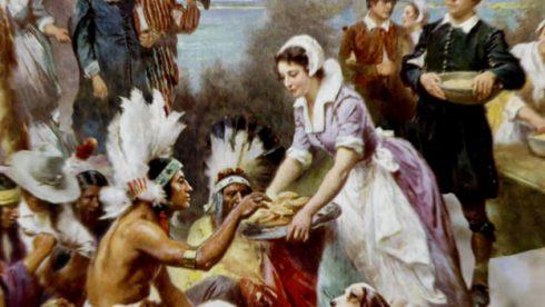 Thanksgiving histoire