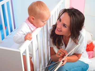 baby sitter coucher des enfants