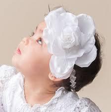 bandeau accessoire robe baptême