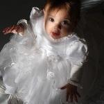 Choisir le vêtement de baptême de son enfant