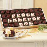 carreaux chocolat fête des mères
