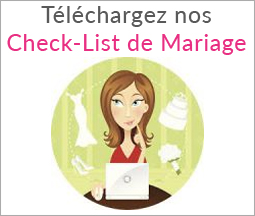 check-list mariage