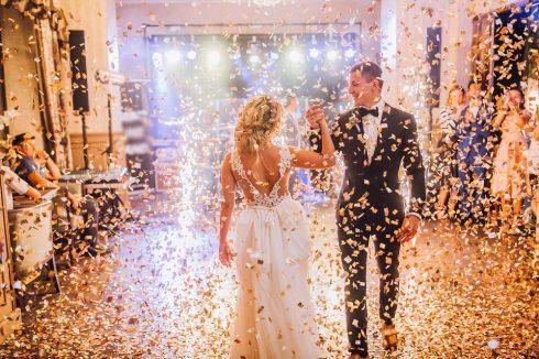 choix de l'ouverture du bal d'un mariage
