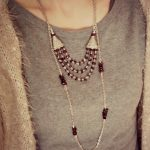 collier longueur rope