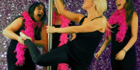 cours de pôle dance activité evjf