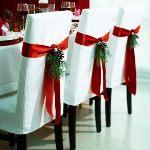 Post image for Les plus belles décorations de chaises pour Noël
