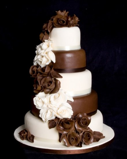 gâteau chocolat mariage