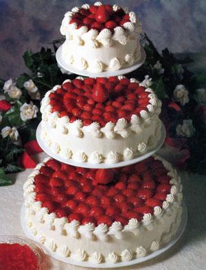 gateau mariage Cheesecake