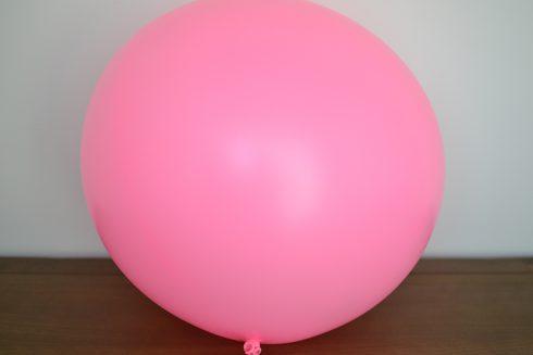 gonflez le ballon