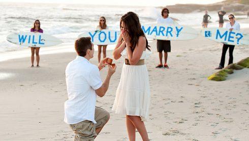 idée demande en mariage