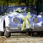 kit pret emploi déco voiture mariage