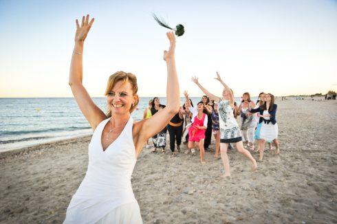 lancet bouquet mariage