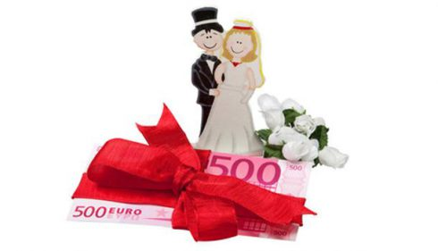 le mariage sponsorisé