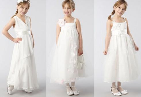 Longueur robes demoiselles d'honneur