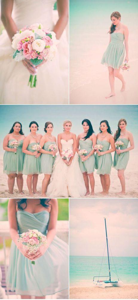 mariée mariage bord de mer