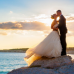 Un mariage au bord de mer !