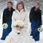 tenue mariage hiver