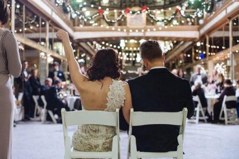 mariés du nouvel an