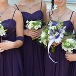 La ROBE pour les demoiselles d'honneur comment bien la choisir