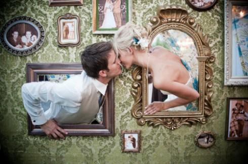 idée de photo photobooth pour un mariage