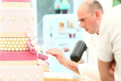 patissier gâteau mariage