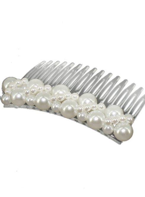 peigne de voile avec perles