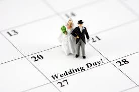 plannifier choix gateau mariage