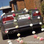 plaque voiture mariage