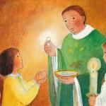 Les codes à suivre pour la participation à une première communion