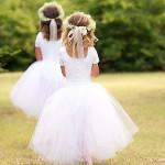 Comment choisir la robe de cérémonie d'une petite fille?