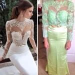 robe de mariée achetée sur internet déception 1