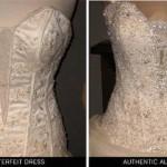 robe de mariée achetée sur internet déception 11
