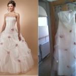 robe de mariée achetée sur internet déception 18