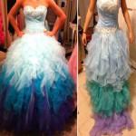 robe de mariée achetée sur internet déception 2