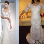 robe de mariée achetée sur internet déception 20